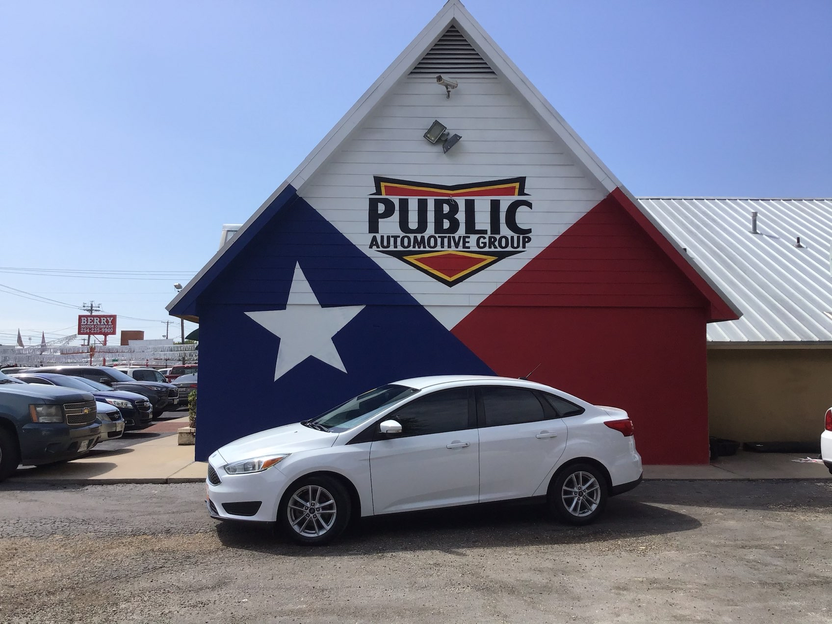 Used FORD FOCUS 2015 TEMPLE SE
