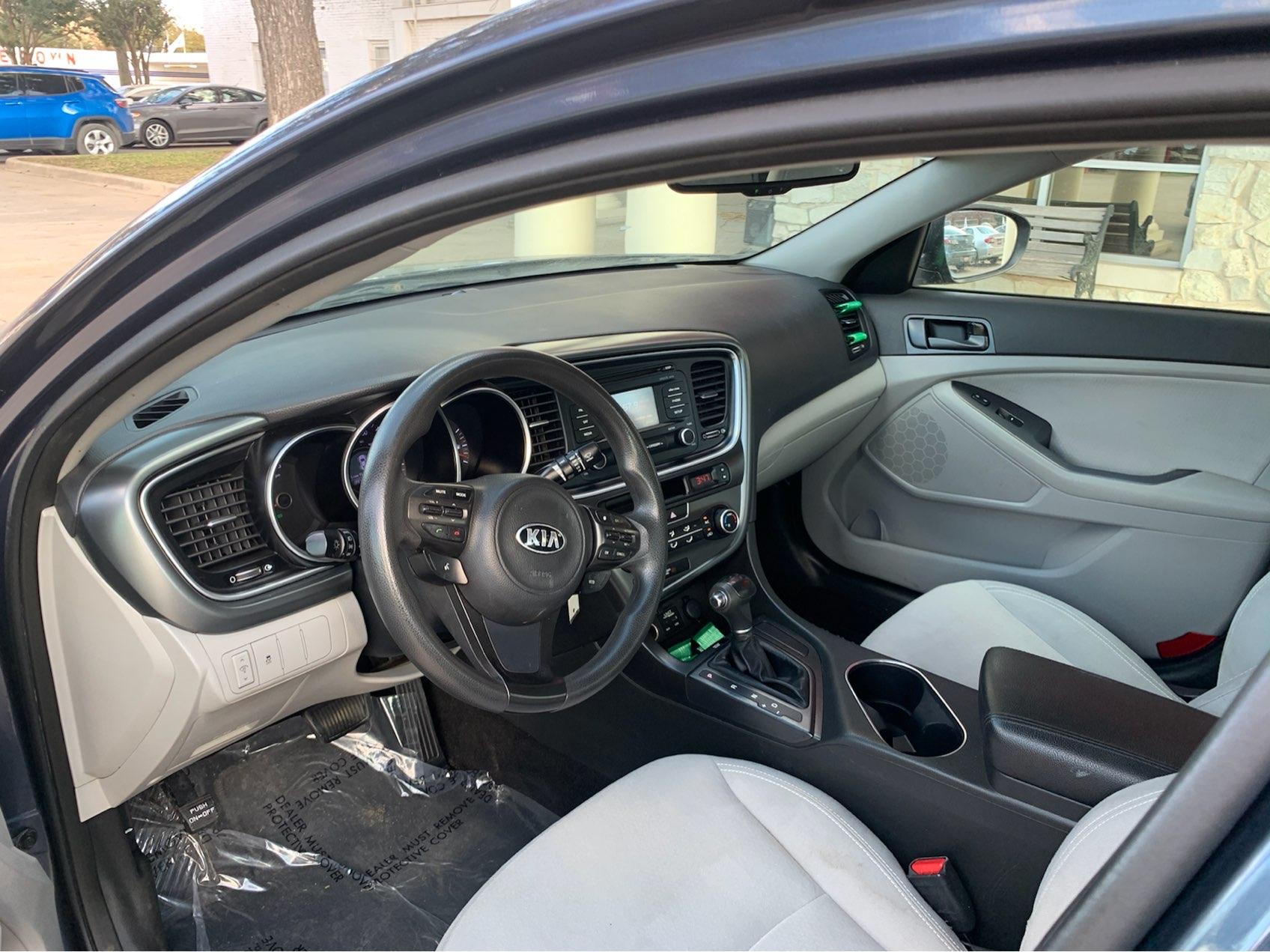 used vehicle - Sedan KIA OPTIMA 2015