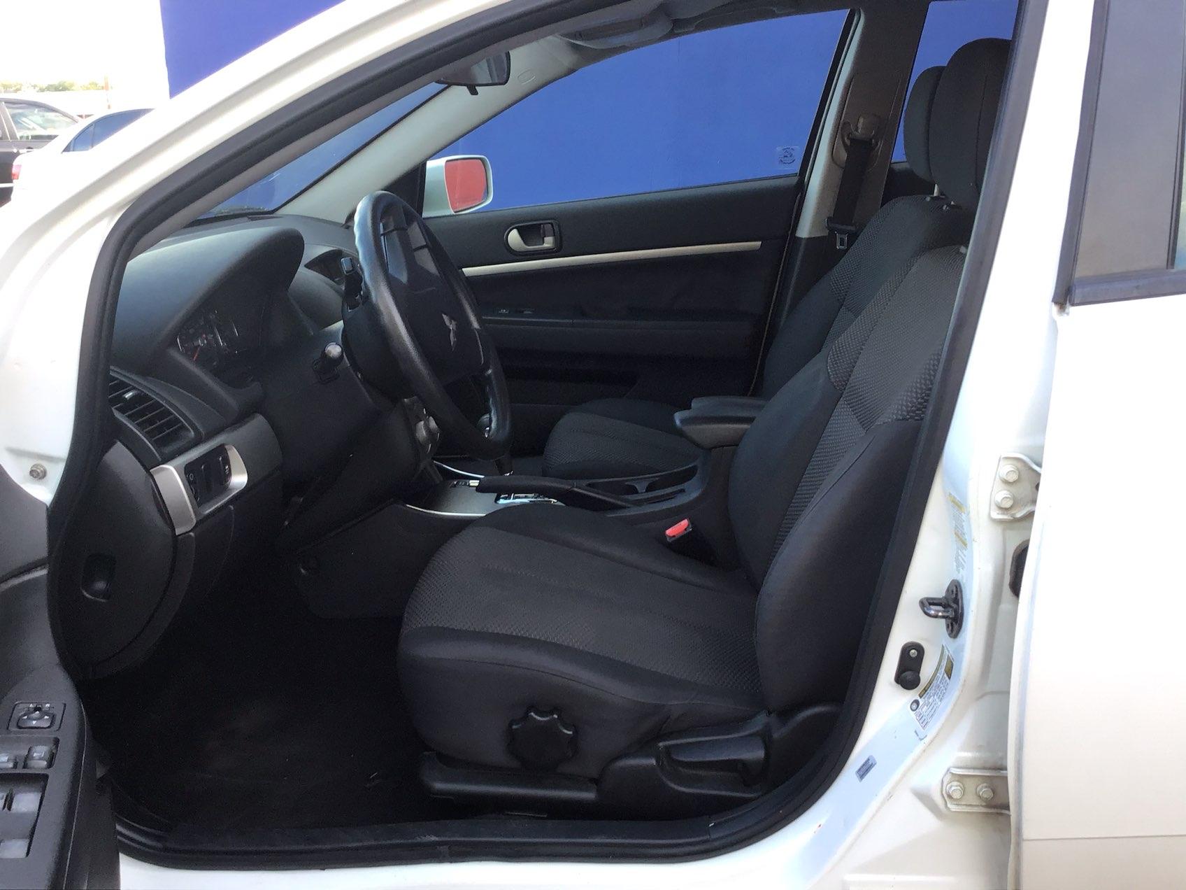 used vehicle - 4 DOOR SEDAN MITSUBISHI GALANT 2012