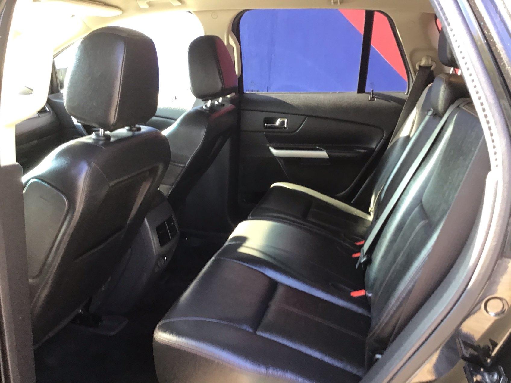 used vehicle - SUV FORD EDGE 2014