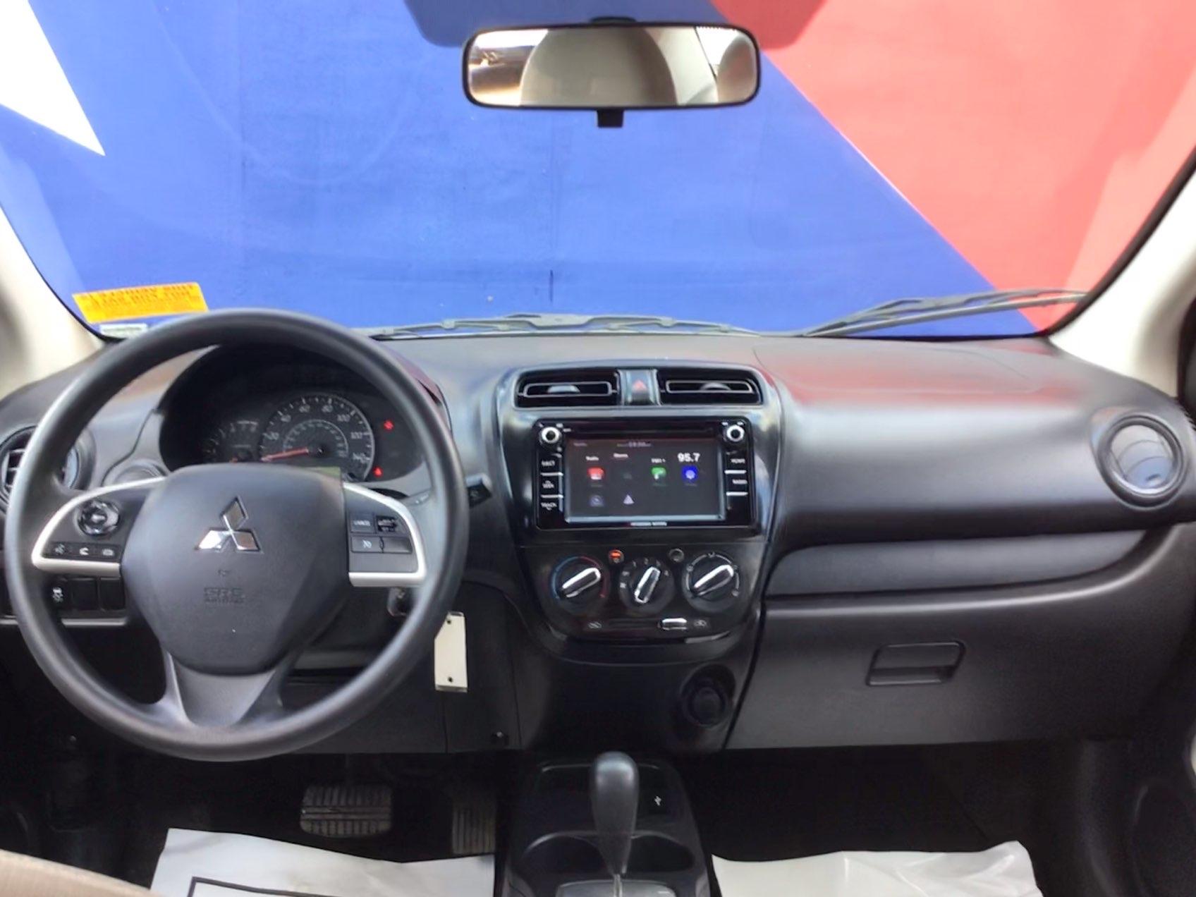 used vehicle - Sedan MITSUBISHI MIRAGE G4 2019
