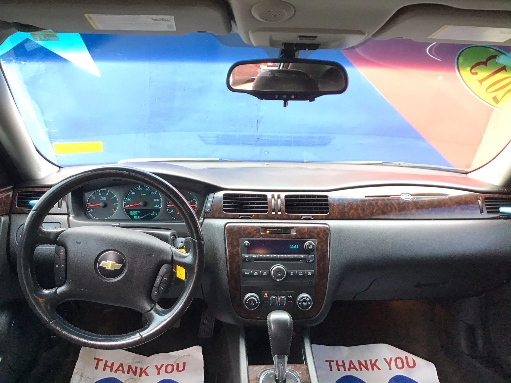 used vehicle - Sedan CHEVROLET IMPALA 2013