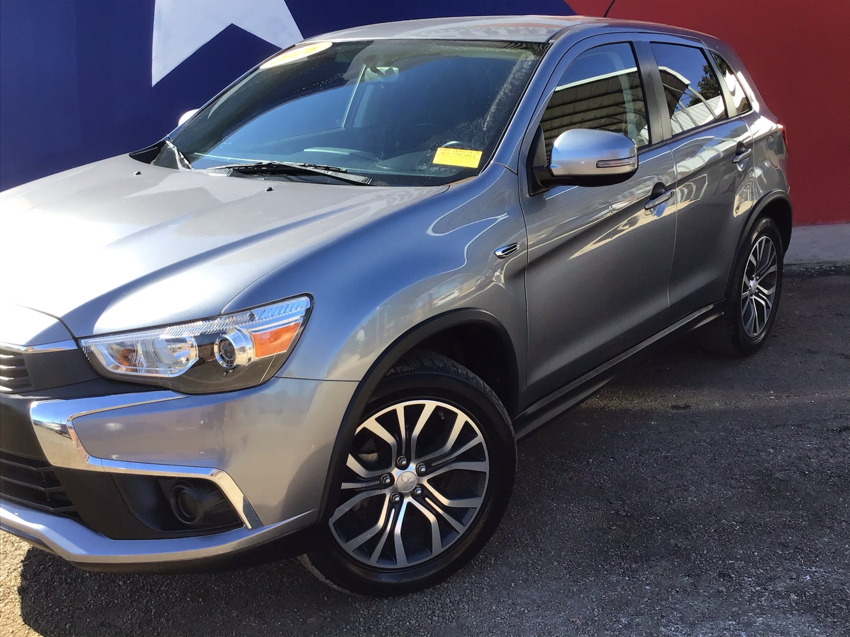 used vehicle - SUV MITSUBISHI OUTLANDER SPORT 2016
