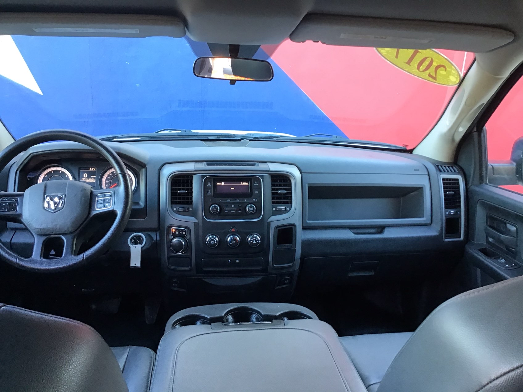 used vehicle - Truck RAM 1500 2017
