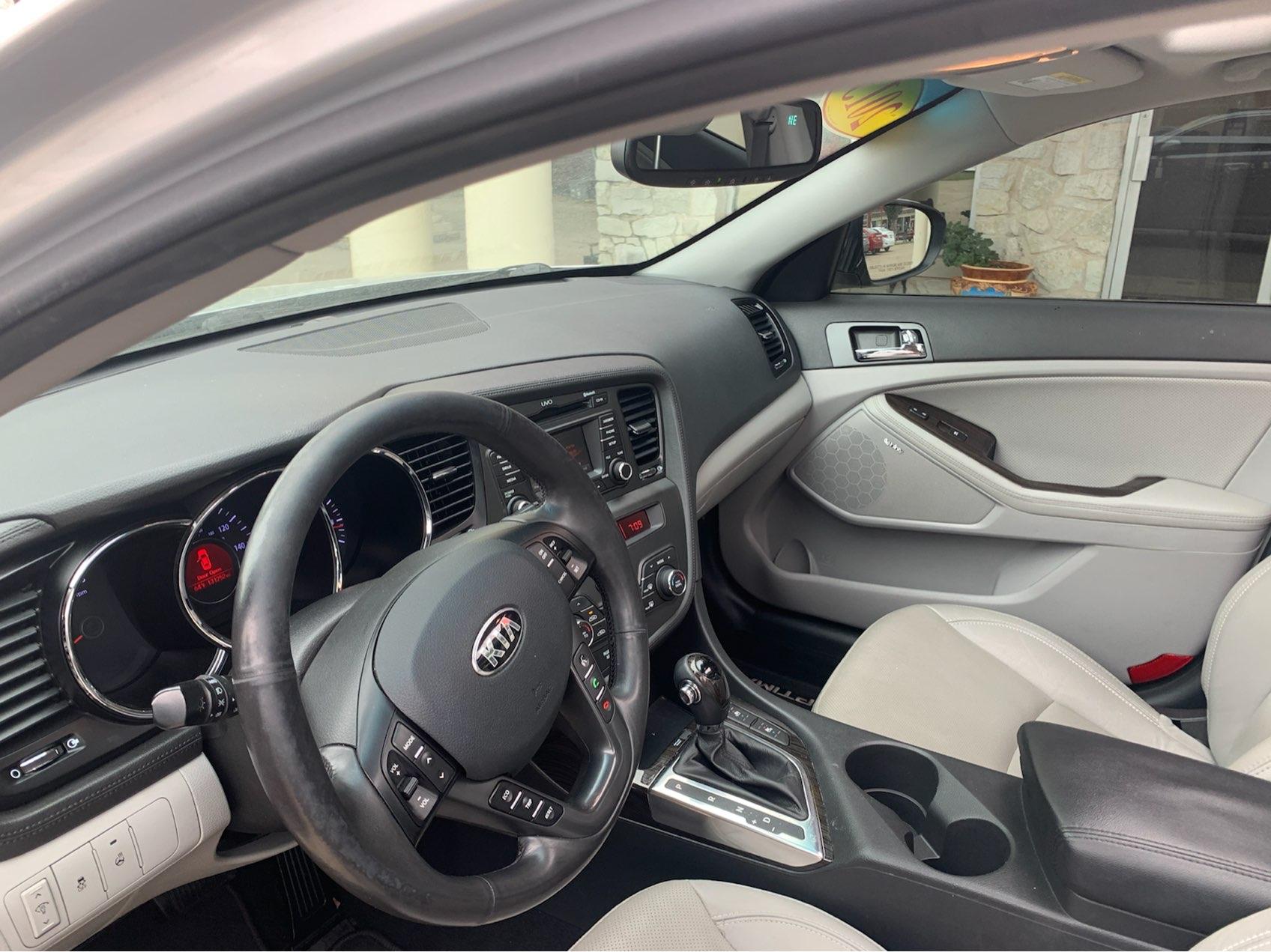 used vehicle - Sedan KIA OPTIMA 2013
