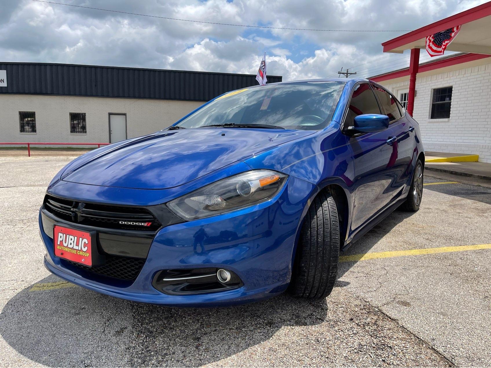 used vehicle - Sedan DODGE DART 2014