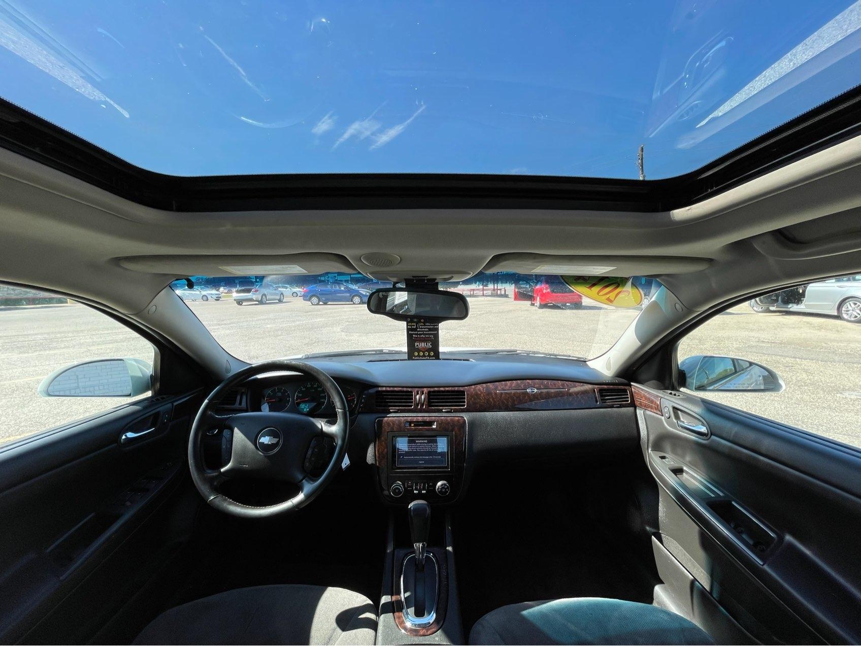 used vehicle - Sedan CHEVROLET IMPALA LIMITED 2014