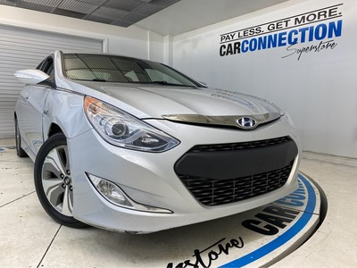 Car Connection Superstore - Used HYUNDAI SONATA-HYBRID 2015 CAR CONNECTION INC. LIMITED
