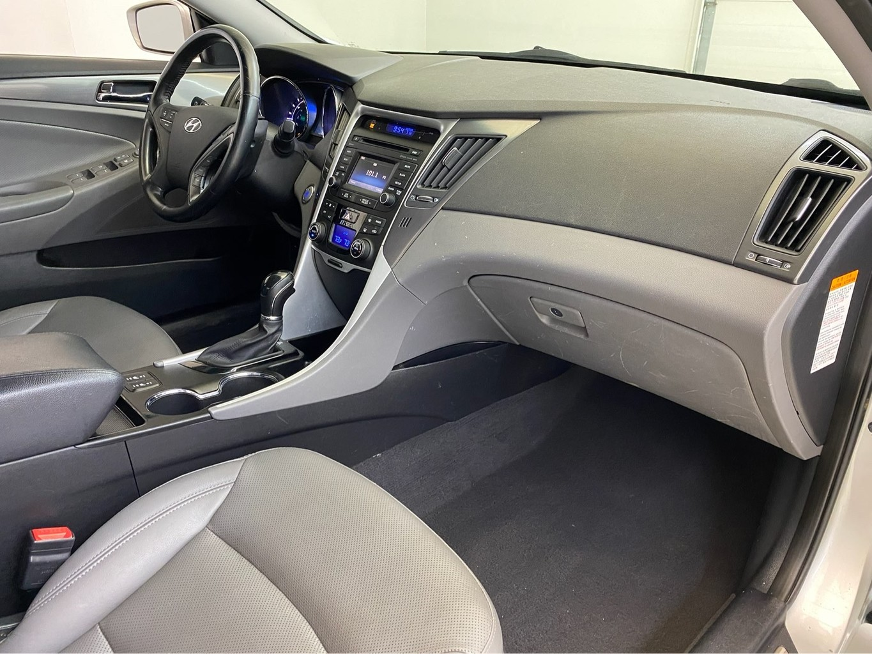 Car Connection Superstore - Used vehicle - Sedan HYUNDAI SONATA HYBRID 2015