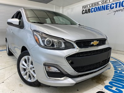 Car Connection Superstore - Used CHEVROLET SPARK 2021 CAR CONNECTION INC. 1LT