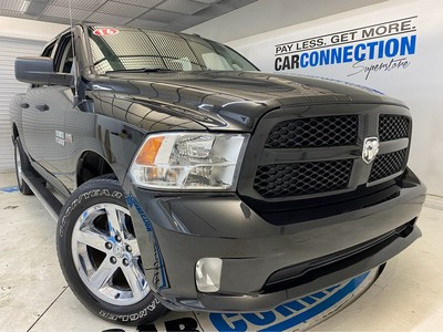 Car Connection Superstore - Used RAM 1500 2016 CAR CONNECTION INC. EXPRESS
