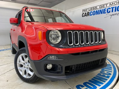 Car Connection Superstore - Used JEEP RENEGADE 2018 CAR CONNECTION INC. LATITUDE