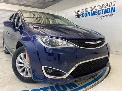 Car Connection Superstore - Used CHRYSLER PACIFICA 2018 CAR CONNECTION INC. TOURING L