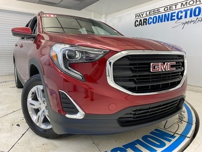 Car Connection Superstore - Used GMC TERRAIN 2018 CAR CONNECTION INC. SLE