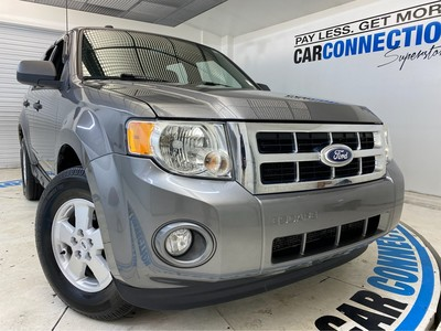 Car Connection Superstore - Used FORD ESCAPE 2012 CAR CONNECTION INC. XLT