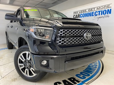 Car Connection Superstore - Used TOYOTA Tundra-Crew-Max-Trd-Sport 2020 CAR CONNECTION INC. SR5