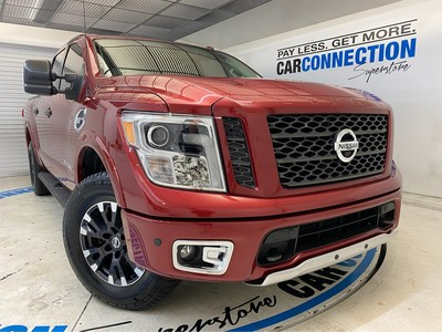 Car Connection Superstore - Used NISSAN TITAN 2017 CAR CONNECTION INC. PRO-4X