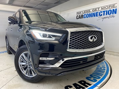 Car Connection Superstore - Used INFINITI QX80 2018 CAR CONNECTION INC.