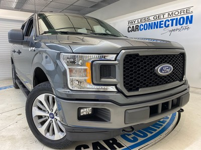 Car Connection Superstore - Used FORD F-150-Crew 2018 CAR CONNECTION INC. XL