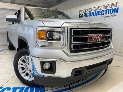 Car Connection Superstore - Used GMC SIERRA-1500 2014 CAR CONNECTION INC. SLE