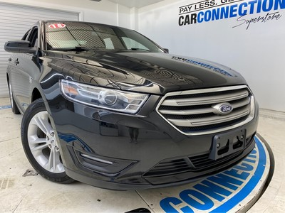 Car Connection Superstore - Used FORD TAURUS 2018 CAR CONNECTION INC. SEL