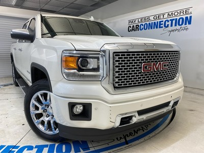 Car Connection Superstore - Used GMC SIERRA-1500 2015 CAR CONNECTION INC. DENALI