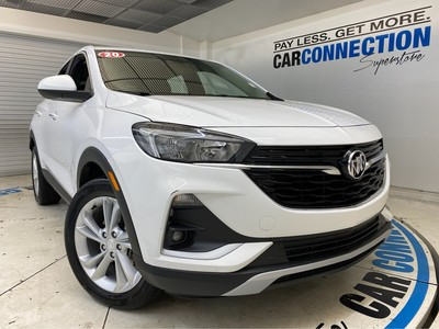Car Connection Superstore - Used BUICK ENCORE-GX 2020 CAR CONNECTION INC. PREFERRED