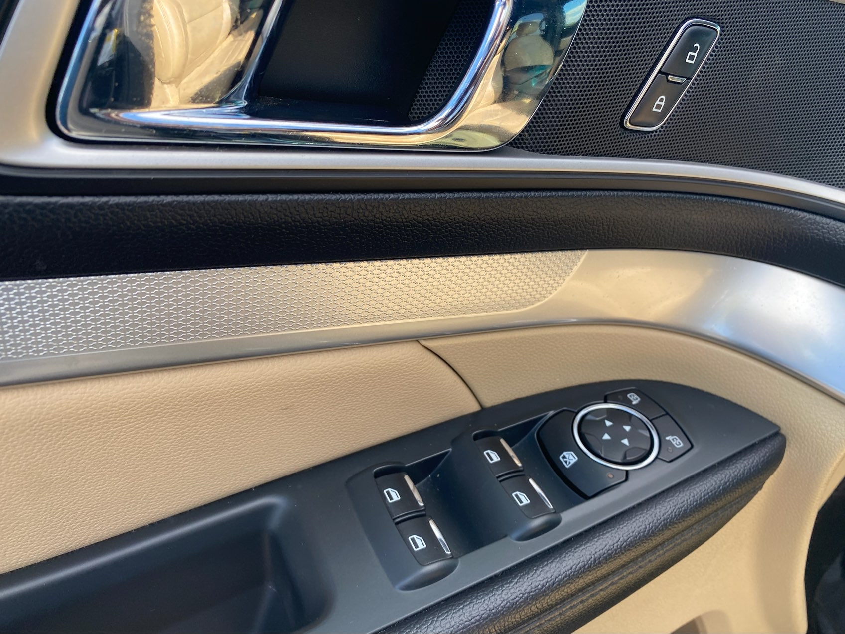 used vehicle - SUV FORD EXPLORER 2017