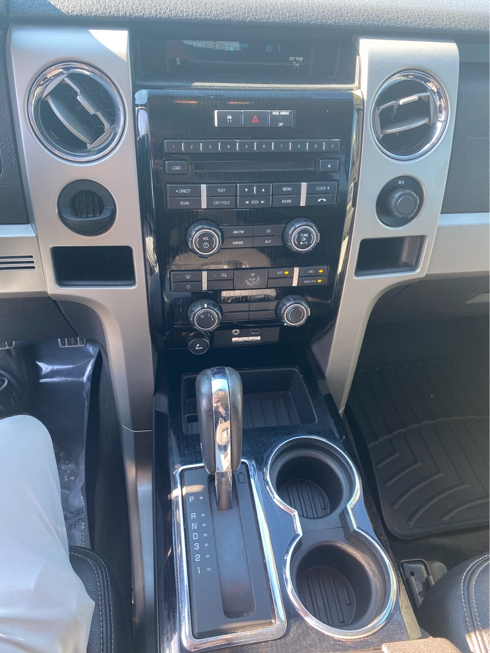 used vehicle - Truck FORD F-150 2010