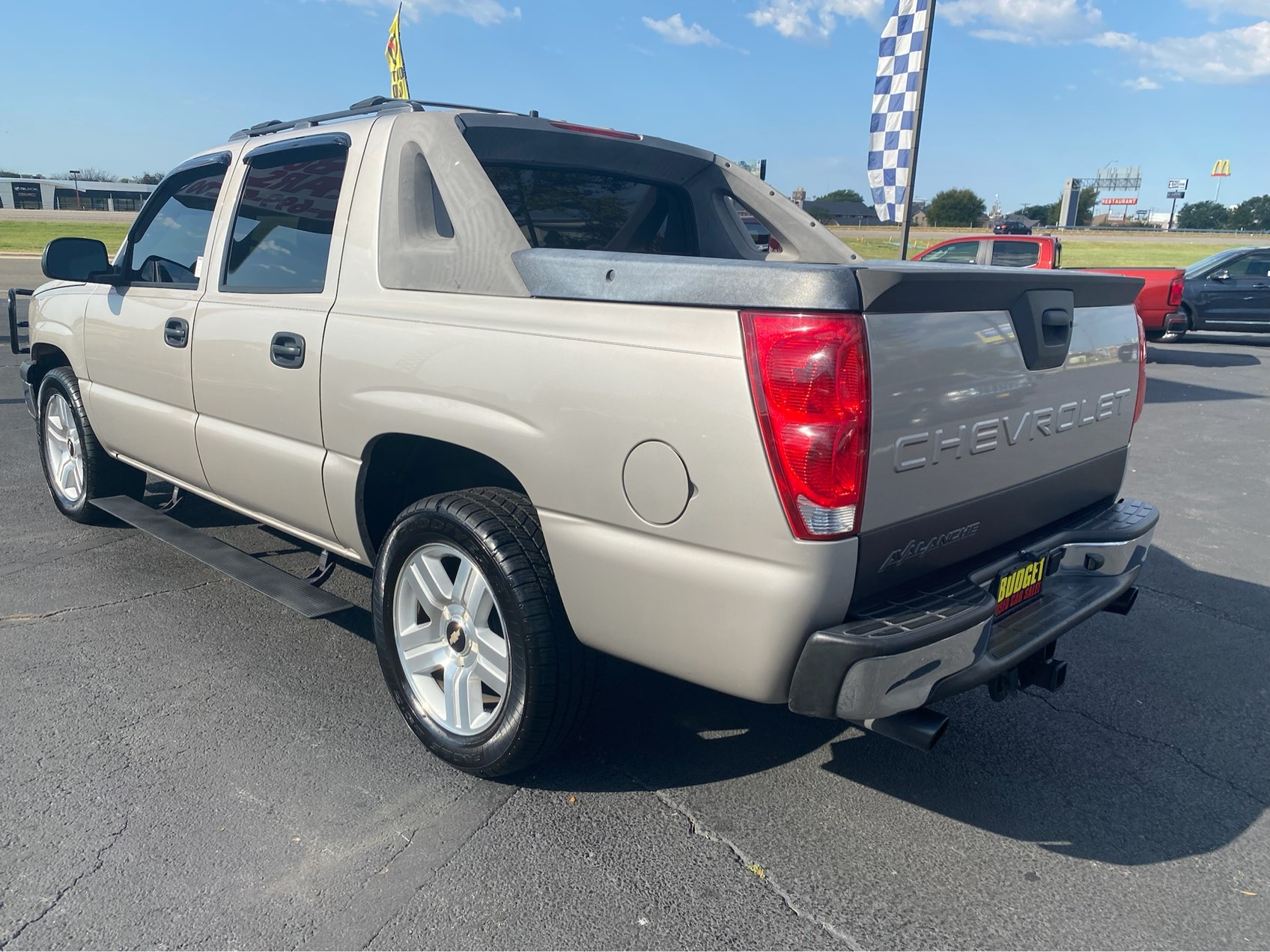 used vehicle - Truck CHEVROLET AVALANCHE 2006