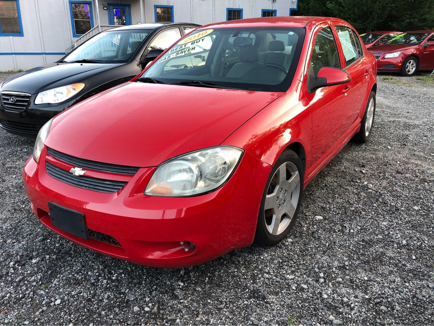 Used CHEVROLET COBALT 2010 MASTERCARS AUTO SALES LT W/2LT