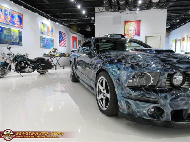 used vehicle - Coupe Ford Mustang 2008