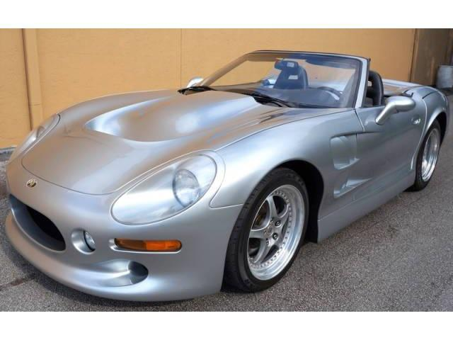 used vehicle - Convertible Shelby Series 1 1999