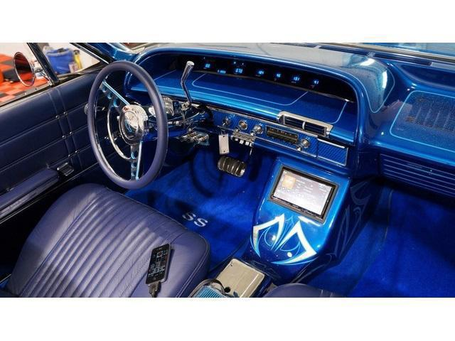 used vehicle - Convertible Chevy Impala Ss 1963