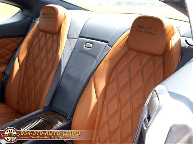 used vehicle - Coupe Bentley Continental Gt 2013