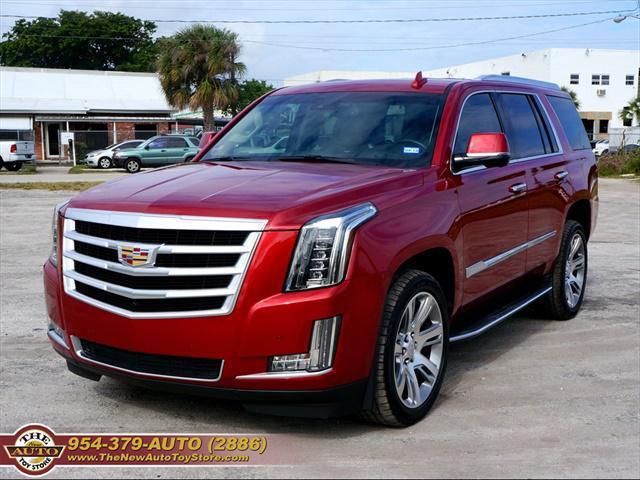 Used Cadillac Escalade 2015 POMPANO Luxury