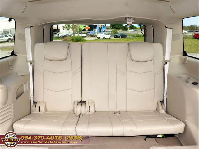 used vehicle - SUV Cadillac Escalade 2015