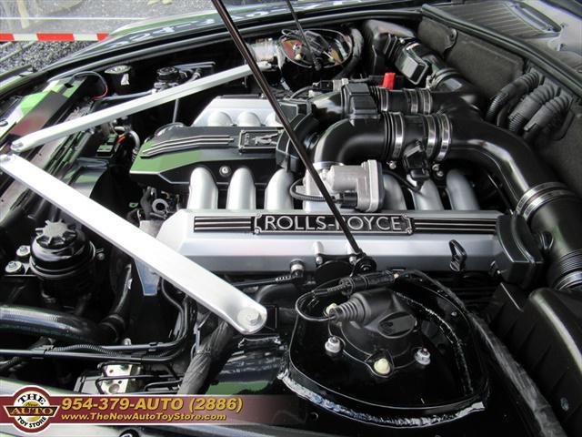 used vehicle - Coupe Rolls-Royce Phantom Coupe 2009