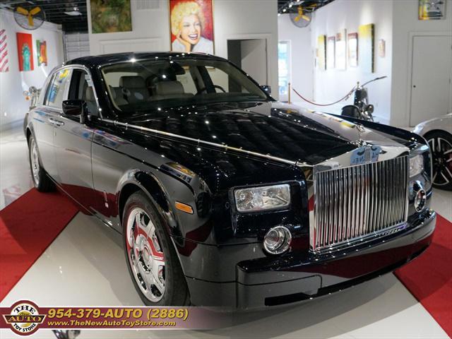 Used Rolls-Royce Phantom 2004 POMPANO