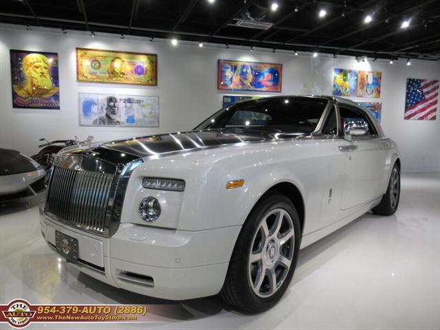 Used Rolls-Royce Phantom-Coupe 2009 POMPANO