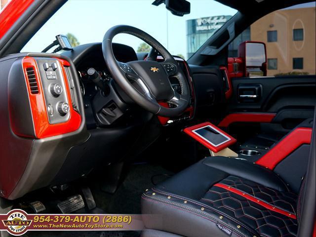 used vehicle - Truck Chevrolet Silverado 3500 2015