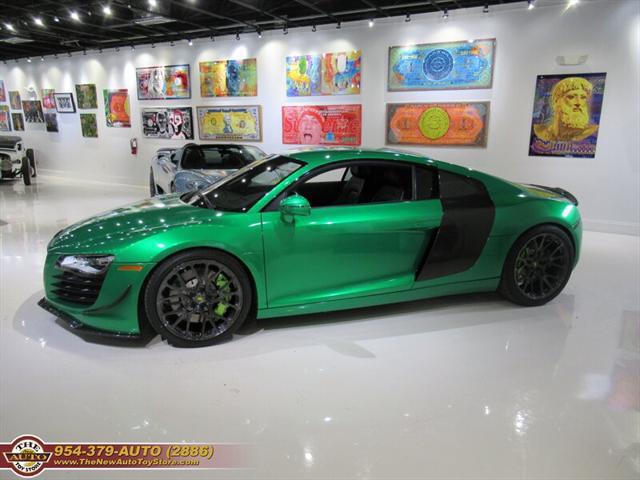 used vehicle - Coupe Audi R8 2011