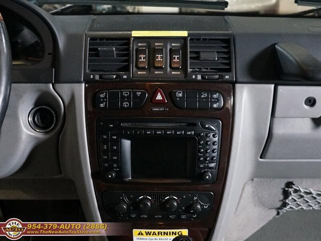 used vehicle - SUV Mercedes-Benz G-Class 2004