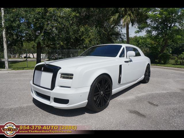Used Rolls-Royce Phantom 2014 POMPANO Coupe - MANSORY EDITION ! 1 of 1 - MUST SEE