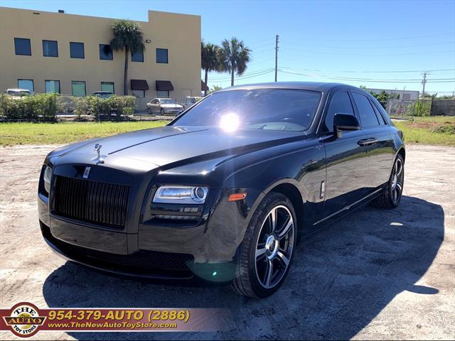 Used Rolls-Royce Ghost 2014 POMPANO