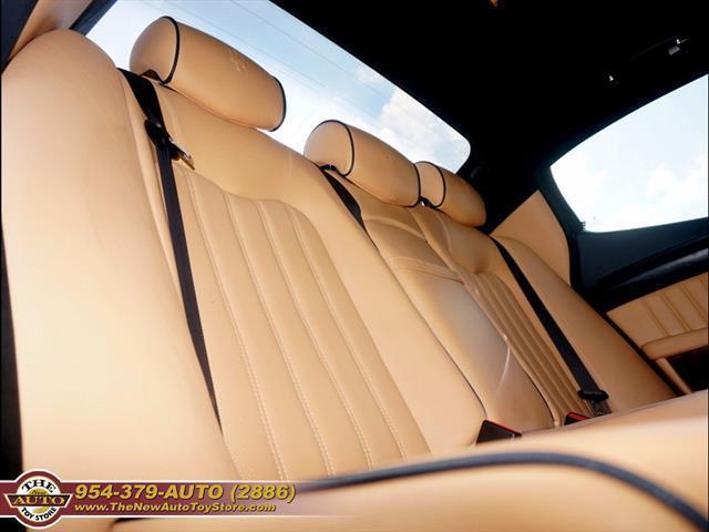 used vehicle - Sedan Maserati Quattroporte 2008