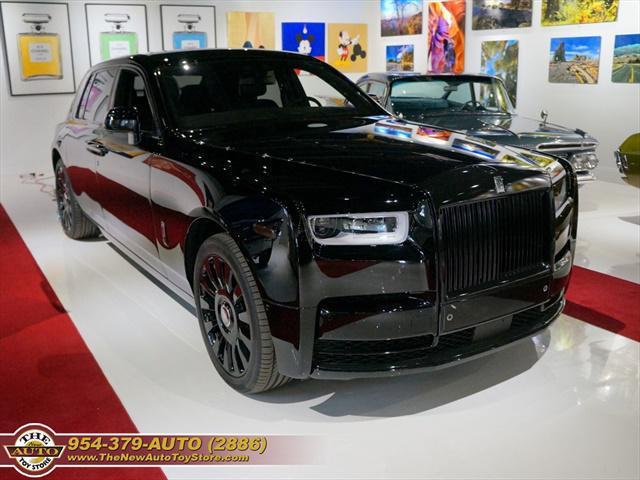 Used Rolls-Royce Phantom 2018 POMPANO