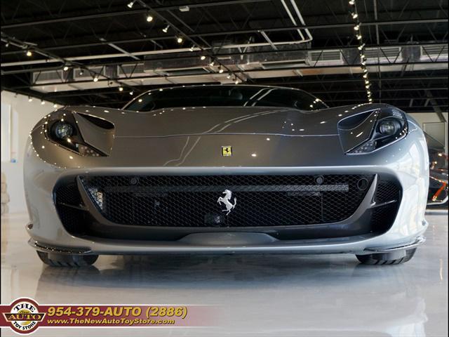 used vehicle -  Ferrari 812 Superfast 2018