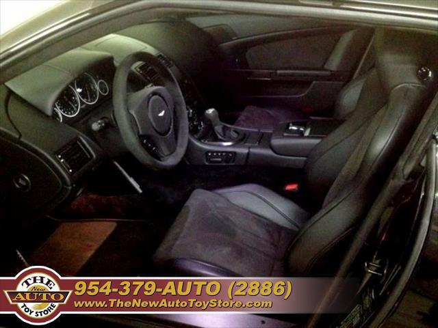 used vehicle - Sedan Aston Martin Zagato Voiture 2013