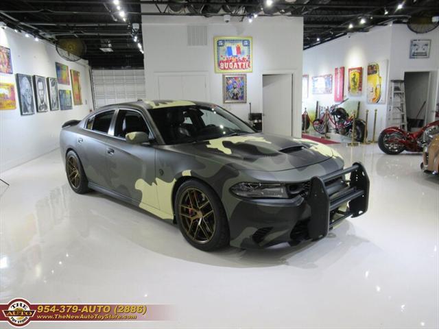 used vehicle - Sedan Dodge Charger 2019